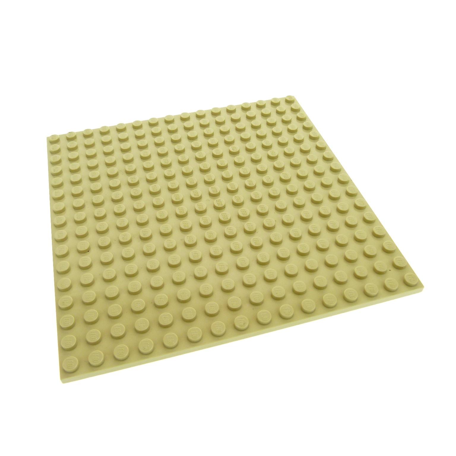 Lego Platte Beige 16x32 Baukästen & Konstruktion