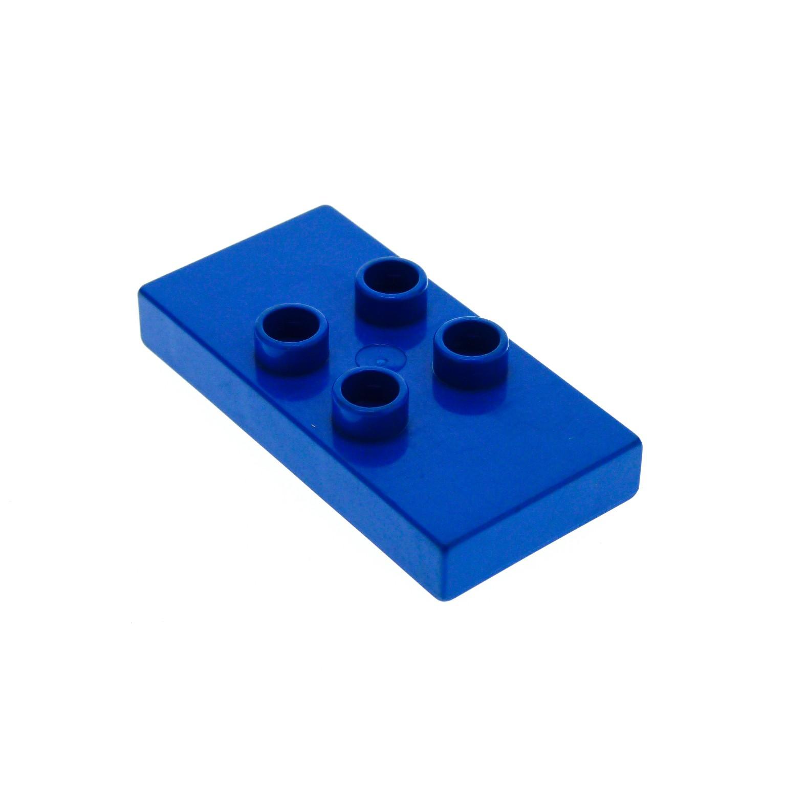 gebraucht Lego Steine blau