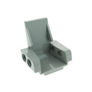 1 x Lego Technic Sitz alt-hell grau 3 x 2 Auto Sitze Stuhl LKW Flugzeug mit Arm Lehne Truck Plane Seat Technik 2717