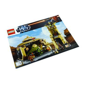 1 x Lego System Bauanleitung A4 Nr 1 für Set Star Wars Episode 4/5/6 Jabba's Palace 9516
