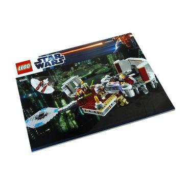 1 x Lego System Bauanleitung A4 für Set Star Wars Episode 3 Palpatine's Arrest 9526