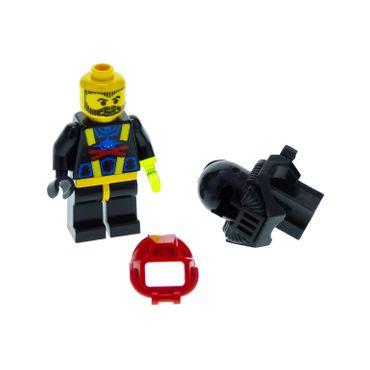1 x Lego brick  Minifigs  Aquazone Aquashark 2 aqu007
