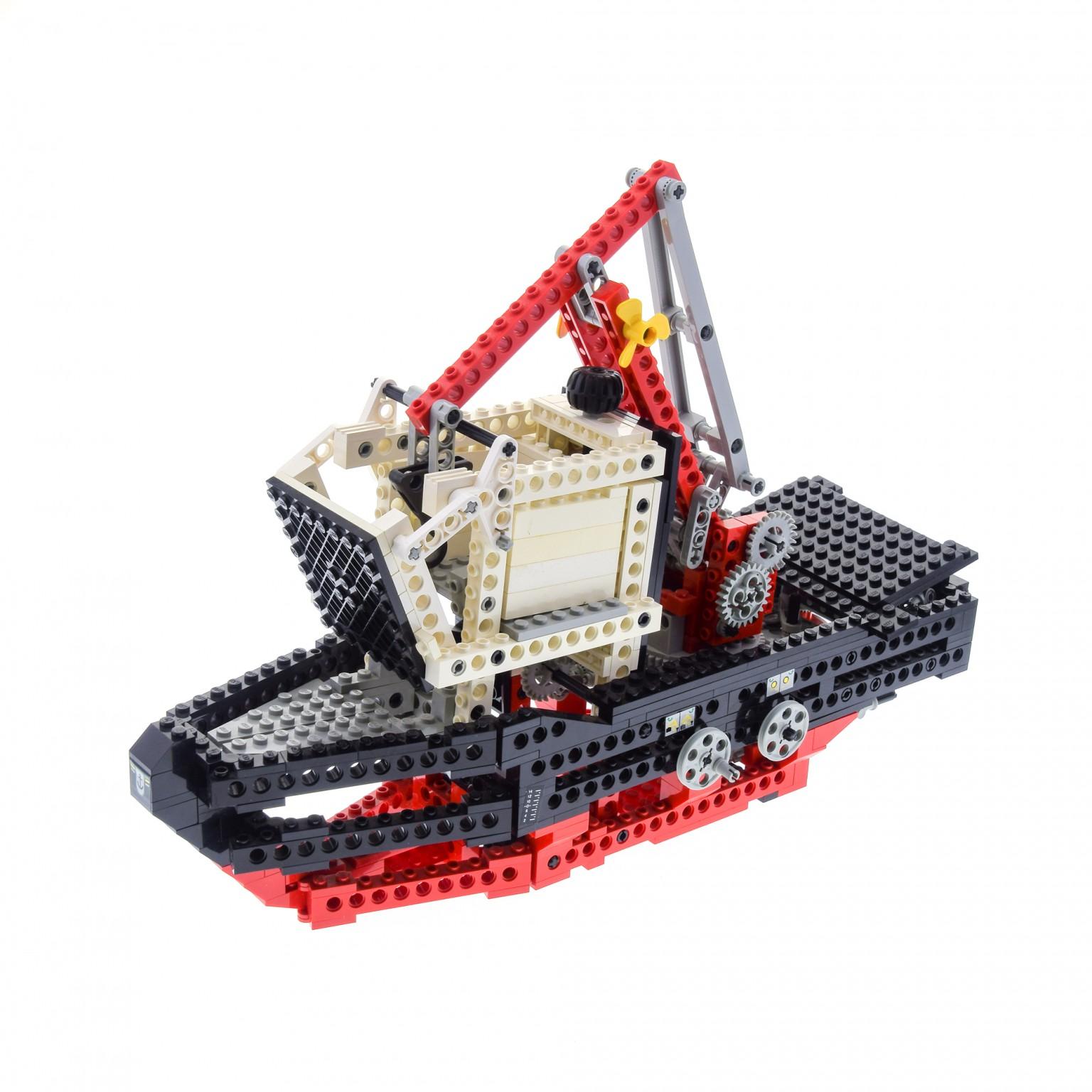 40227 MSC Meraviglia Schiff boot unvollständig LEGO Bausteine & Bauzubehör 1 x Lego System Set Modell Nr