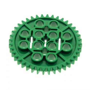 1 x Lego brick green Technic Gear 40 Tooth for Set 9785 9786 9650 9649 4120109 3649