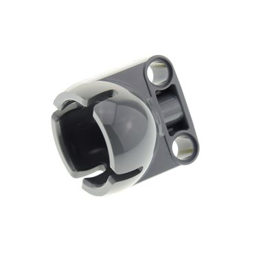 1 x Lego brick dark bluish gray Technic, Steering Ball Joint Large Receptacle 9398 45544 41999 45560 92911
