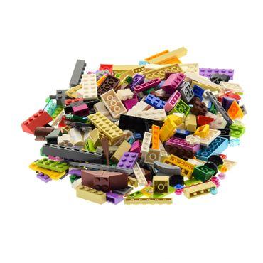 200 Teile Lego System Friends Bau Steine Kiloware für Elves bunt gemischt ca. 0,30 kg Sondersteine Farben gemischt z.B. rosa beige azure weiss violette rot gelb pink Erweiterung Ergänzung  – Bild 4