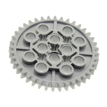 1 x Lego brick light bluish gray Technic Gear 40 Tooth 8527 45560 76081 75825 3649