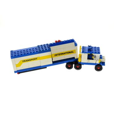 1 x Lego brick for Set Classic Town Cargo 6367 Truck International Transport ( model incomplete )