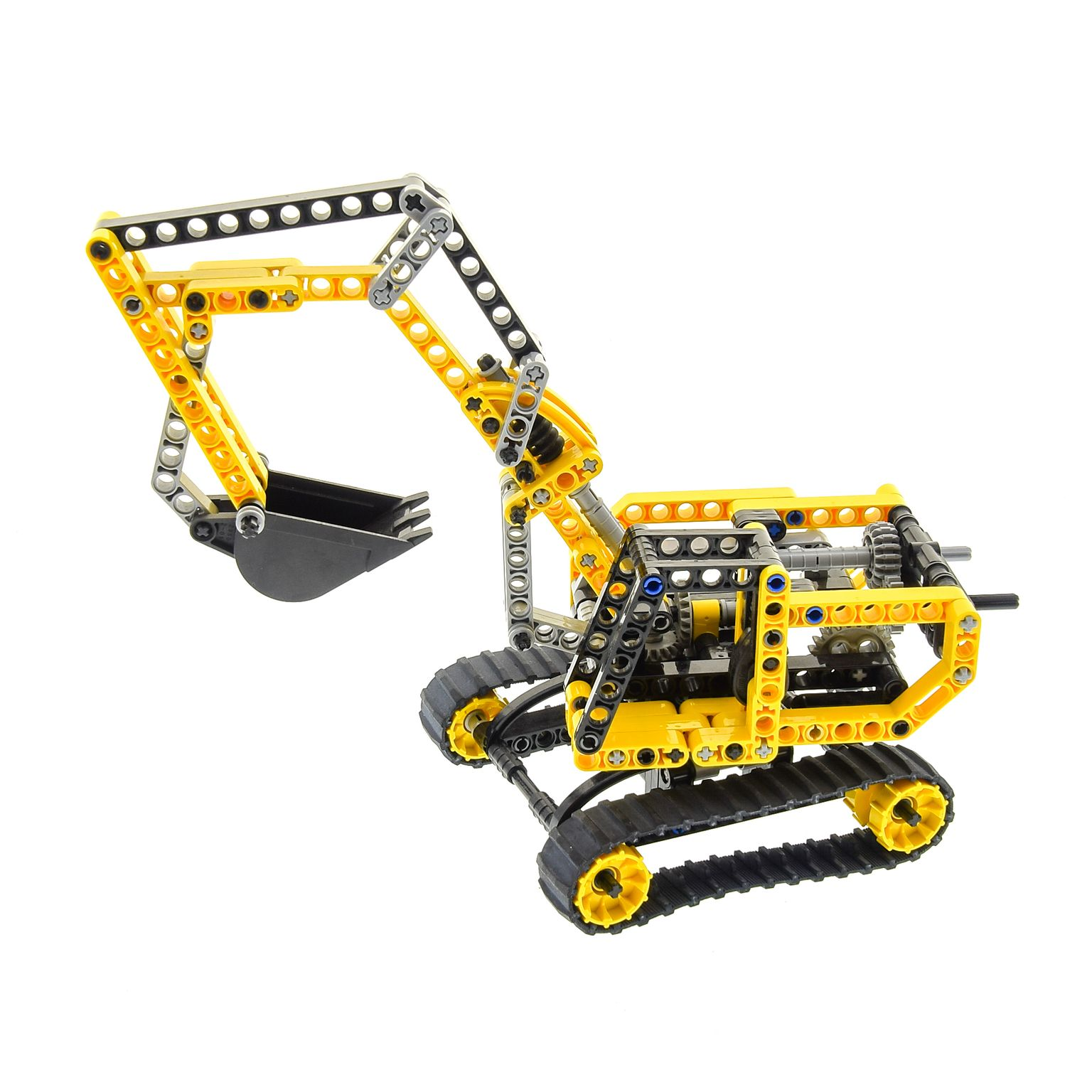 1 x lego technic set modell nr 8419 ketten bagger. Black Bedroom Furniture Sets. Home Design Ideas