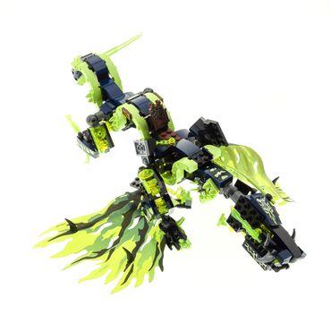1 x Lego System Teile Set für Modell 70736 Ninjago Angriff des Moro Drachens incomplete unvollständig