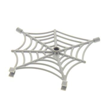 1 x Lego System Spinnen Netz neu-hell grau Spinne Spider Web Belville 8877 5962 4211724 30240