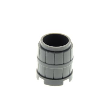 1 x Lego brick dark bluish gray Container Barrel 2 x 2 x 2 4218730 2489