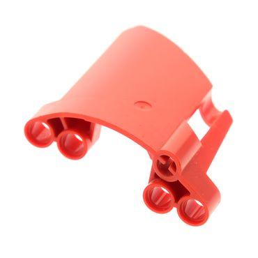 1 x Lego Technic Panele rot Verkleidung 22 Seite A gross kurz kleines Loch Fairing # 22 Side A Set 8674 8145 4205040 44352