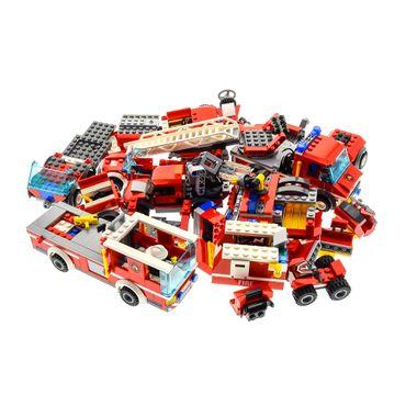 1 X Lego Brick Set Model Town City Fire Station 60110 Fire Ladder