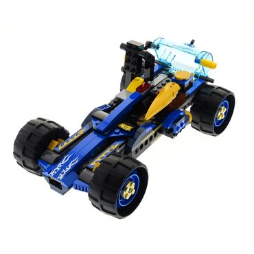 1 x Lego System Fahrzeug Set für Modell 70731 Ninjago Jay Walker One blau Auto Buggy incomplete unvollständig