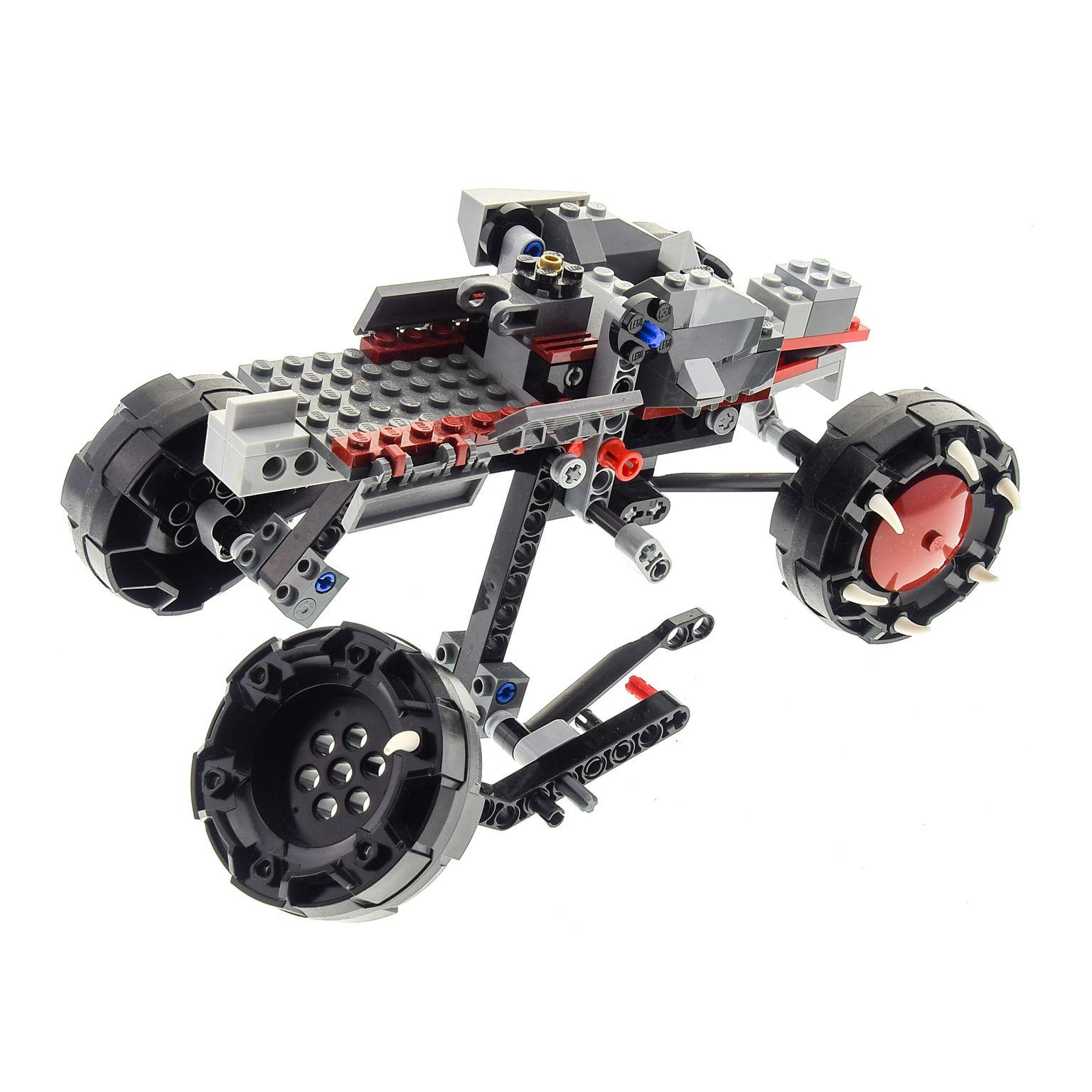 1 X Lego Brick Set Legends Of Chima 70004 Wakz Pack Tracker Model