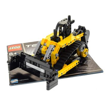 1 x Lego brick 8419 Excavator with Instruction ( model incomplete )