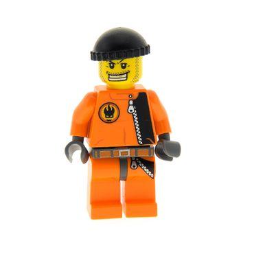 1 x Lego brick  Minifigs Agents Henchman 8630 8634  973pb0486c01 agt008