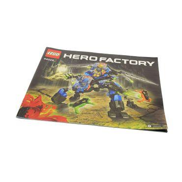 1 x Lego Bionicle Bauanleitung Hero Factory SURGE ROCKA Combat Machine 44028