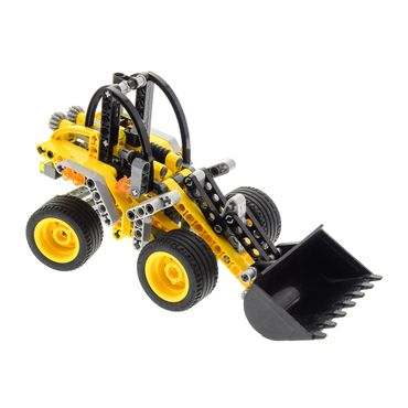 1 x Lego brick 8271 Wheel Loader ( model incomplete )
