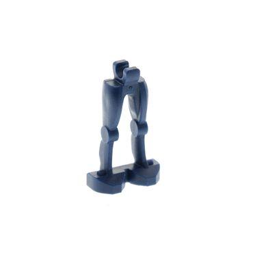 1 x Lego System Beine Figur Droide Star Wars Clone Wars TX-20 Tactical Droid dunkel blau für 7868 sw0312 sw312 4618342  42687