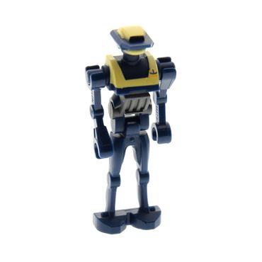 1 x Lego System Figur Droide TX-20 dunkel blau Tactical Droid Star Wars Clone Wars 7868   89973pb01 sw0312 sw312