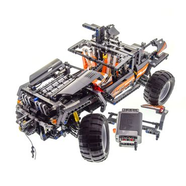 1 x Lego brick 8297 Off Roader ( model incomplete )