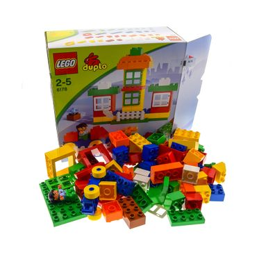 1 x Lego Duplo brick 6178 My Town ( model incomplete )