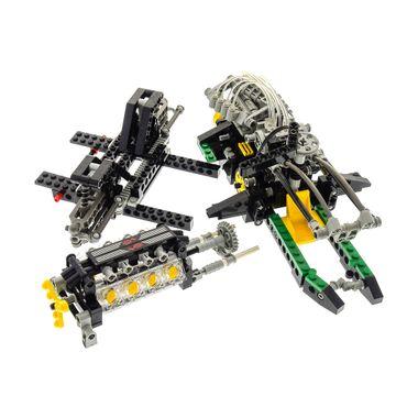 1 x Lego brick Technic Parts for Set Super Street Sensation 8448 Model Airport Fiber Optic Multi Set 8456 ( model incomplete )
