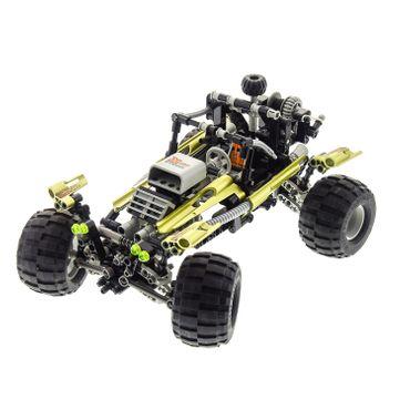 1 x Lego brick Set Model Technic Off-Road 8465 Metallic Green Extreme Off-Roader ( model incomplete )