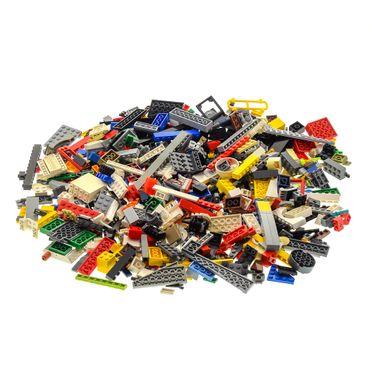 600 parts Lego brick Stones Basic Special Stones Kiloware 0,80 kg approx Wheels Doors plates windows animals parts can be included color mixed randomly  – Bild 3