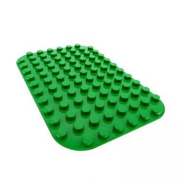 1 x Lego brick Green Duplo Baseplate 8 x 12 4114722 31043