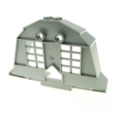 1 x Lego System Boot Heck Fenster neu-hell grau 7 x 16 x 7 Piraten Schiff Aufbau 7075 47992