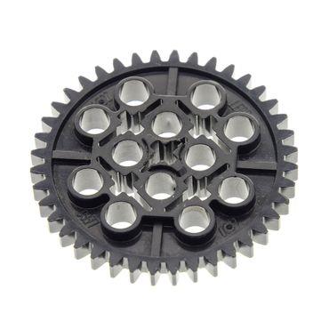 1 x Lego brick black Technic Gear 40 Tooth 3649