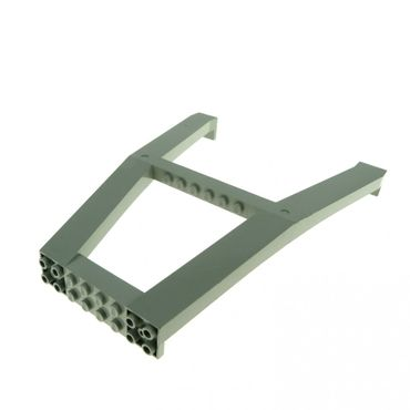 1 x Lego brick light gray Support Crane Stand Double 2635