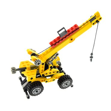 1 x Lego brick 8270 Rough Terrain Crane  ( model incomplete )