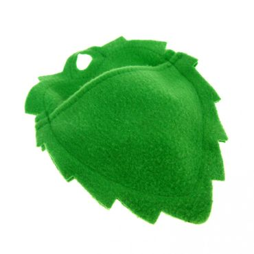 1 x Lego brick Bright Green Duplo Cloth Sleeping Bag Leaf-shaped  Little Forest Friends sleepbag03