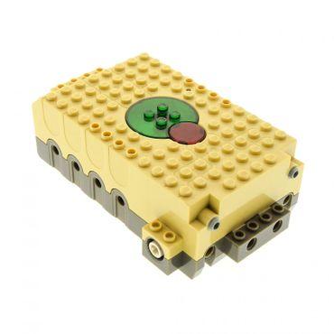 1 x Lego Electric Record & Play Modul Motor 4.5V beige tan 16x10x4 Aufnahme Abspiel Gerät Technic geprüft 4095-1 3173