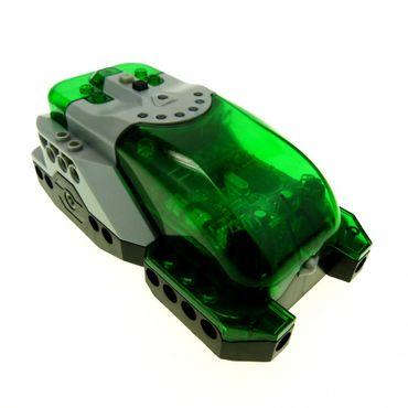 1 x Lego Electric Motor Modul schwarz silber transparent grün Lichtsensor Infrarot Spybotics für Set Technojaw T55 3809 geprüft 4232