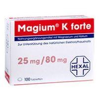 Magium® K forte 100 Stück