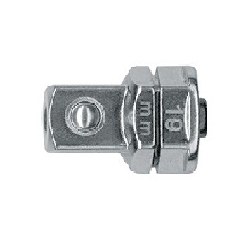 "S&R Adapter 1/2"" Dr.x19mm für Steckschlüsseleinsätze"