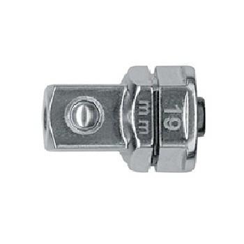 "S&R Adapter 1/4""x10mm Dynamic-Drive Profil für Steckschlüsseleinsätze"