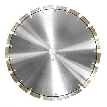 S&R Diamantscheibe Segment 350x2,2x25,4/20 laser Supreme Klinker   S21-40x3,0x10+3mm Nass/Trocken