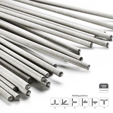 STARK Rutile Allround-Stabelektrode 3mm x 350 mm, 5 Kg, Elektroden ca.185 St. – Bild 8