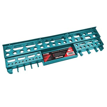 STARK Werkzeughalter, Regal für die Werkzeug-Aufbewahrung 610x160x60 mm, Belastung bis 25 KG – Bild 1