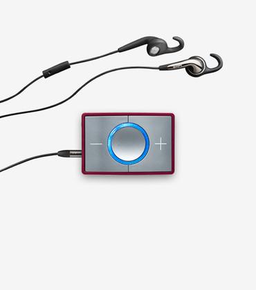CEECOACH 2 Bluetooth Duo Set bordeaux/silber – Bild 3