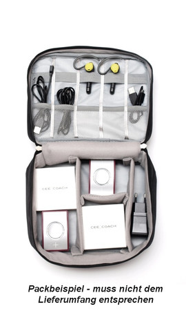 CEECOACH 2 Bluetooth Duo Türkis Set - Jabra Bluetooth + Tasche – Bild 8