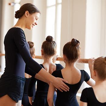 Rabatte für Tanzlehrer
