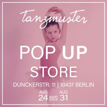 Pop Up Store Berlin