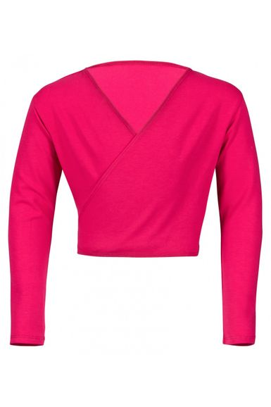"Ballett Wickeljacke ""Mandy"", pink"